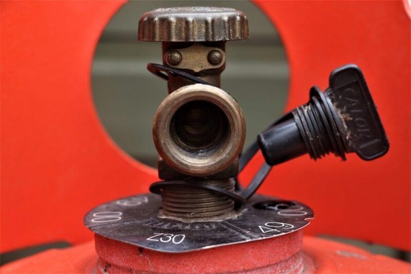 Propane Cylinder Valve